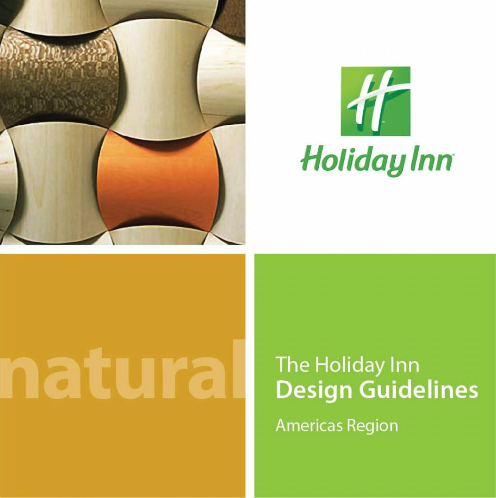 Holiday Inn Hotel Design Guidelines cover image