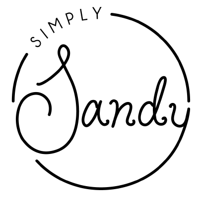 Simply Sandy logo mark