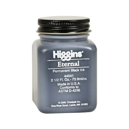 Higgins Black Eternal Ink