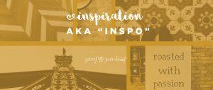 Inspiration aka inspo header
