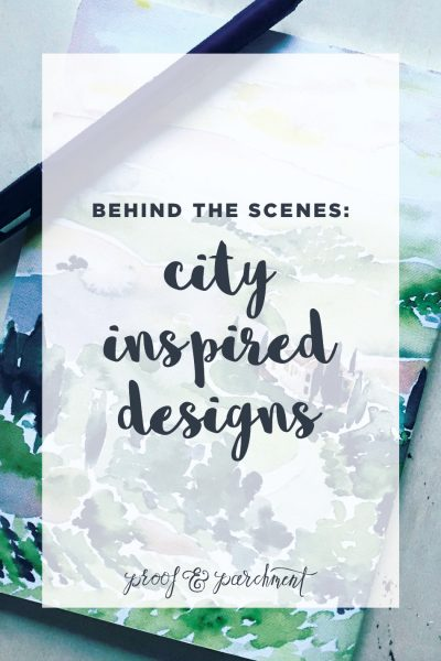 Behind the Scenes of City Inspired Designs