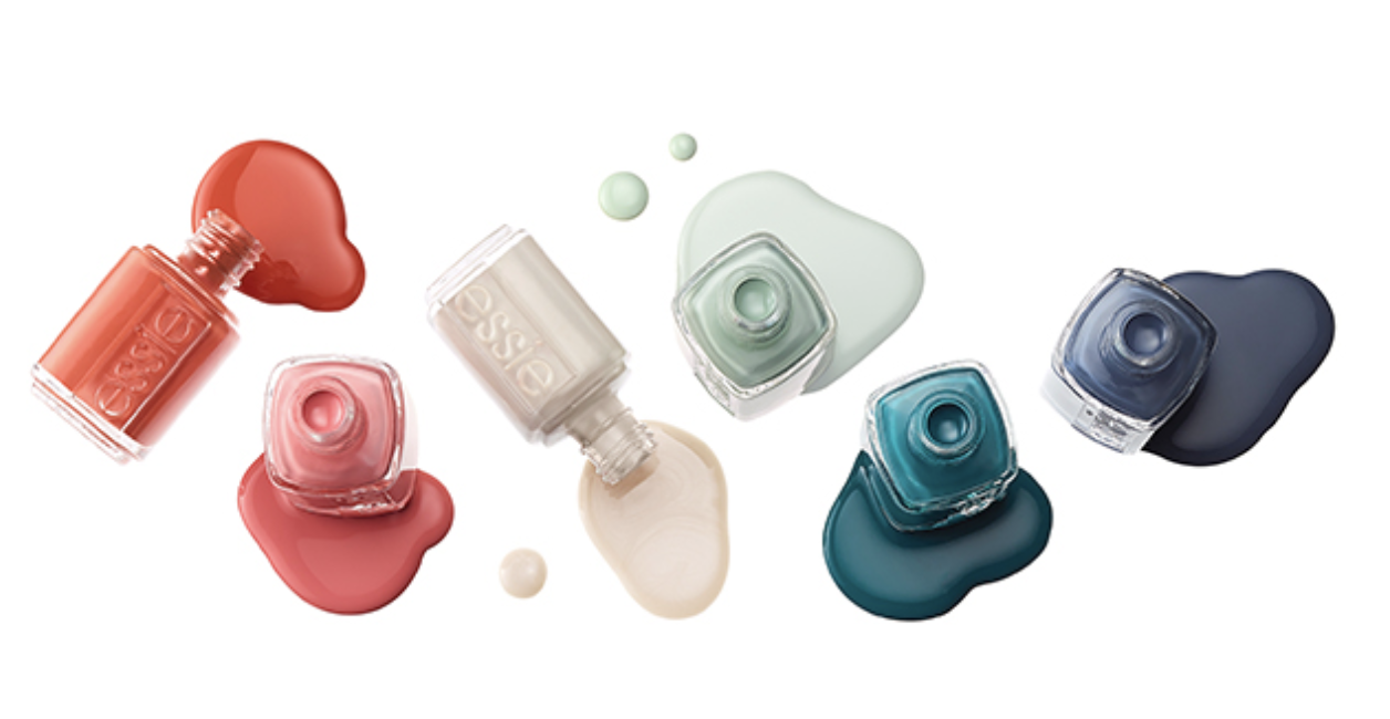Joyful Week at Proof & Parchment: Essie Spring 2018 Nail Polish