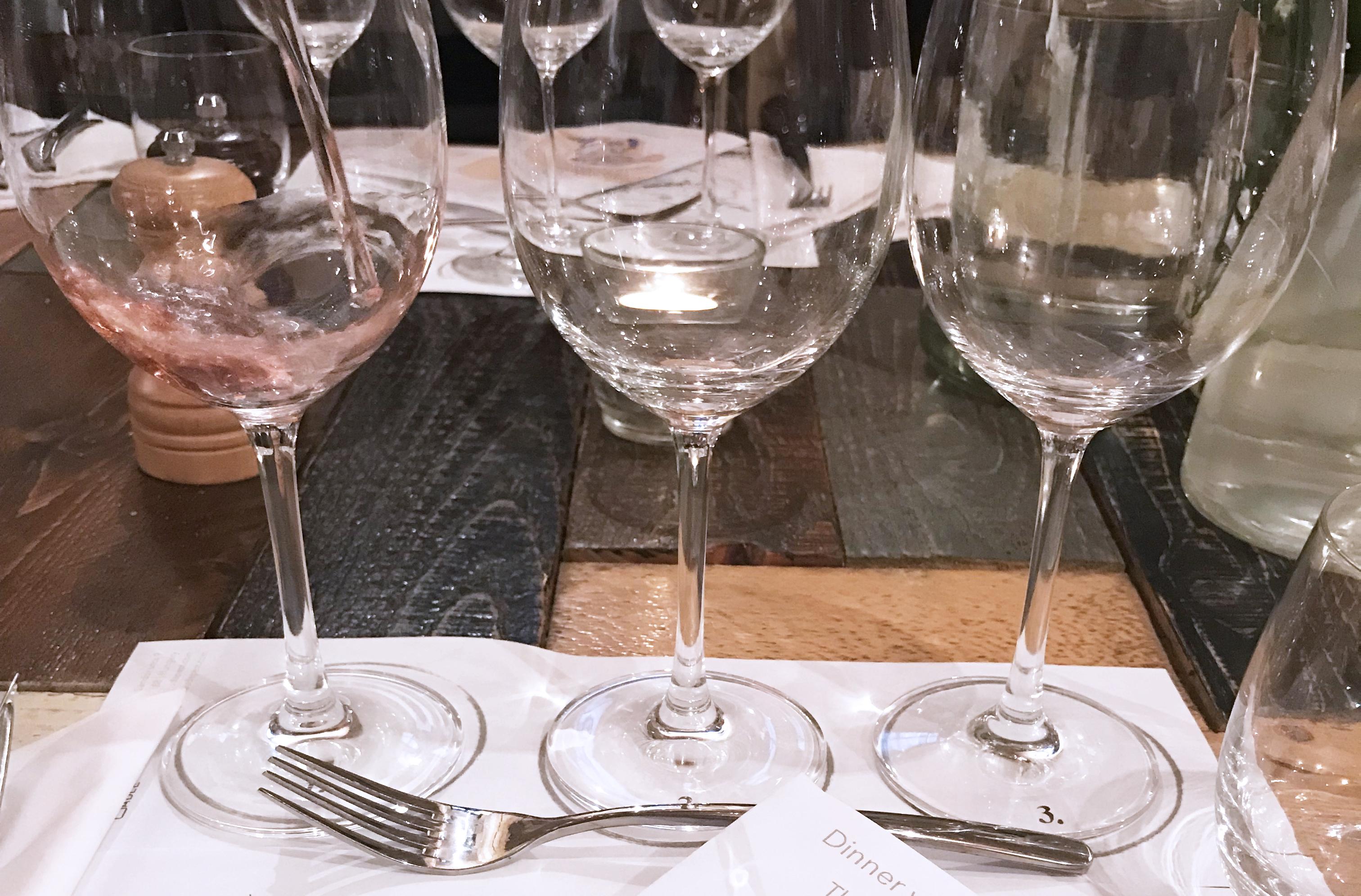 Joyful Week at Proof & Parchment: Wine Tasting