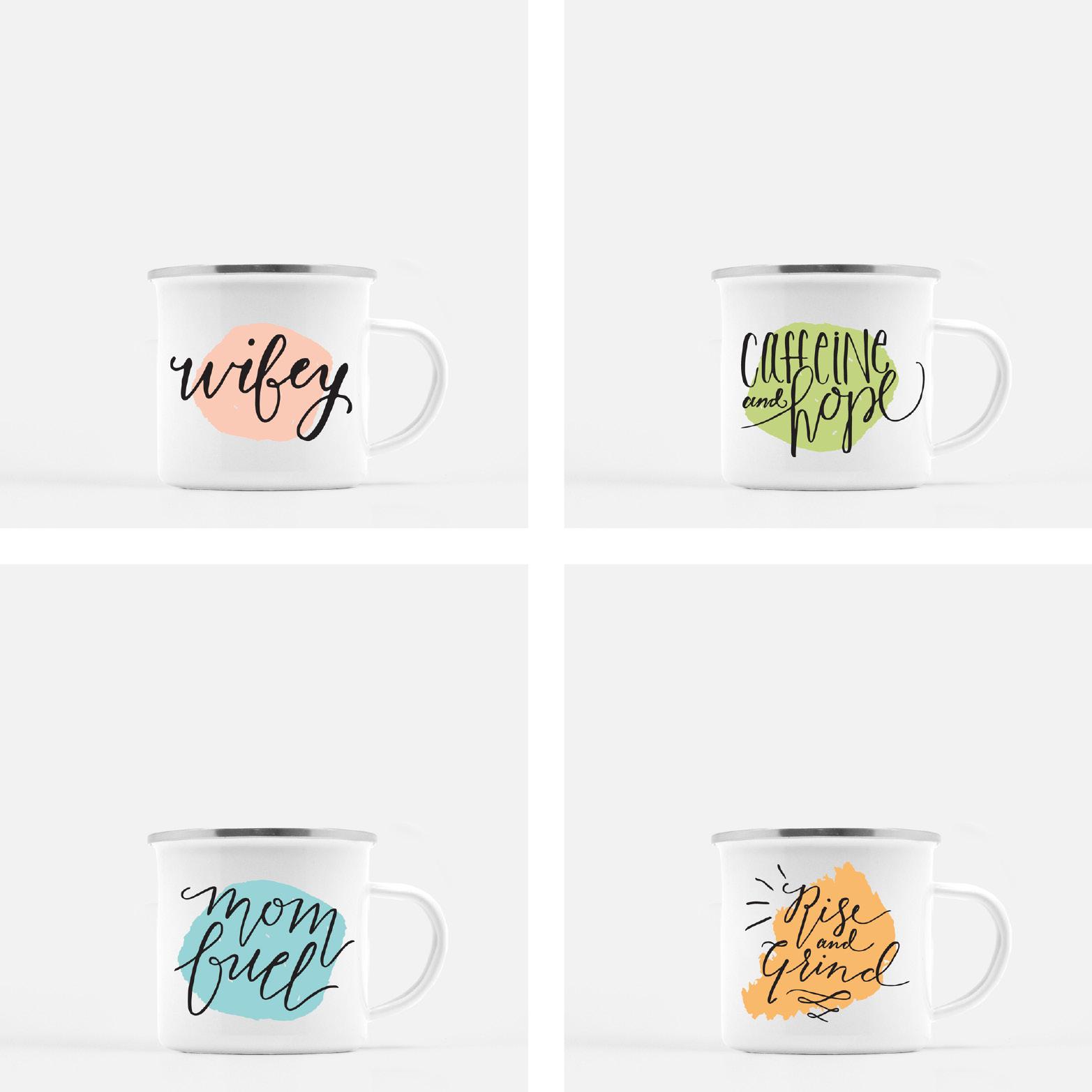 Joyful Week at Proof & Parchment no. 8: Coffee Mugs