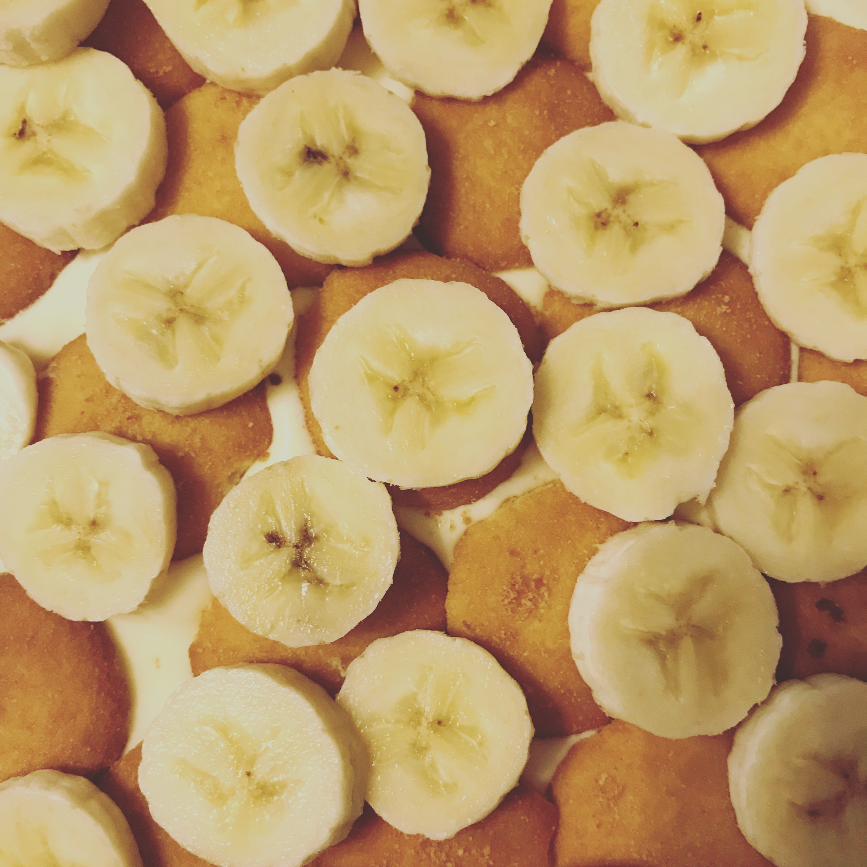 Joyful Week at Proof & Parchment no. 9: Banana Pudding