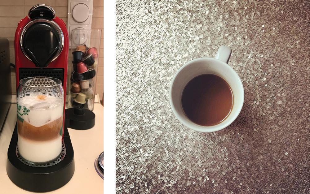 Non work things I'm loving: Nespresso Machine