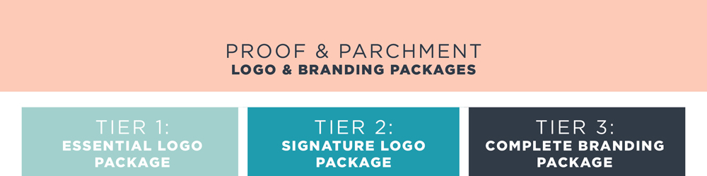 The Essentials You Need For Your Creative Website as an Entrepreneur: Branding and Logo Packages