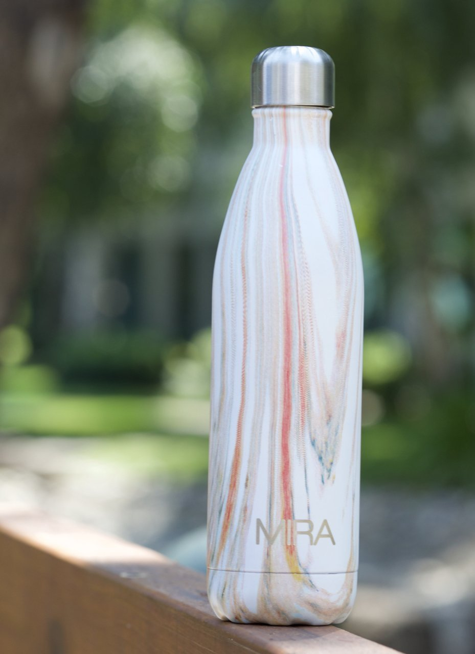 Non work things I'm loving: MIRA insulated water bottle