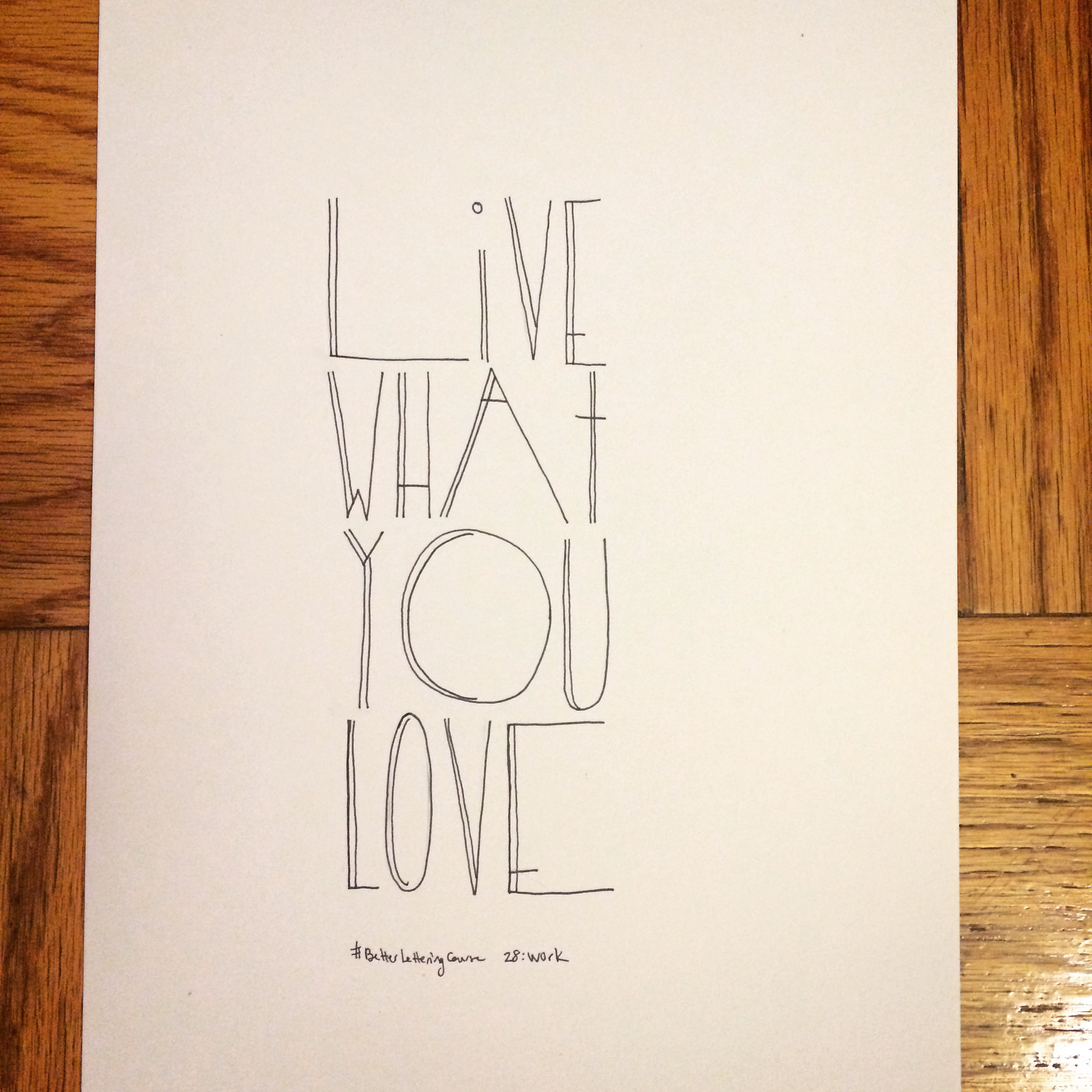 Learn to Hand Letter: Amazing Hand Lettering Resources: Live What You Love