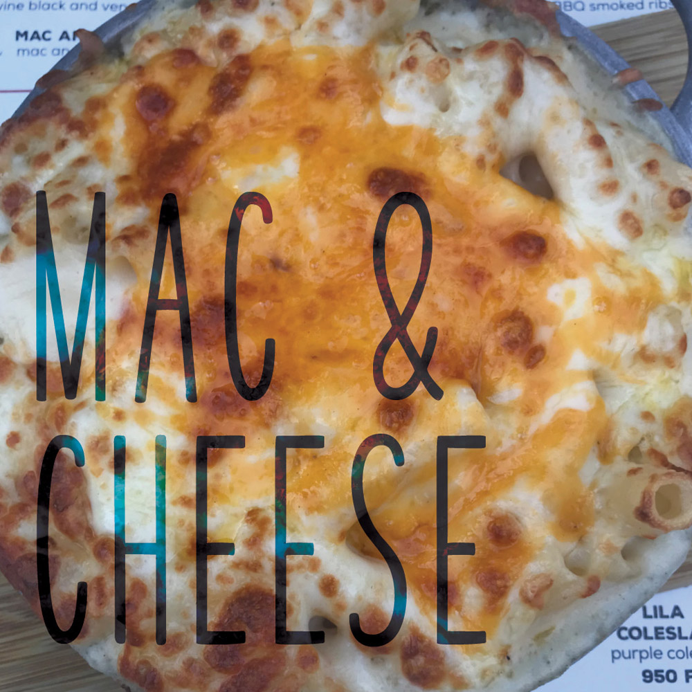 Joyful Week at Proof & Parchment no. 17: Mac & Cheese