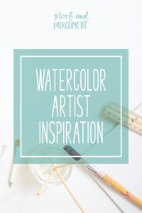 10 Watercolor Artist Inspiration Accounts to Follow