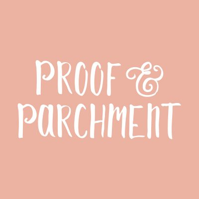 Proof & Parchment Updated 2019 Brand Identity & Website