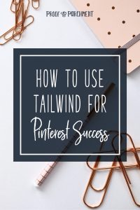 How to Use Tailwind for Pinterest Success
